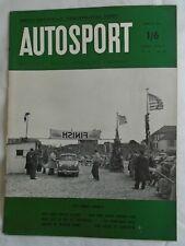 Autosport 18/5/56 AC Ace Bristol