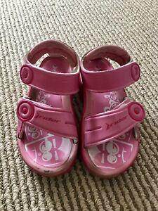 Rider Sandal - Girls - Pink - Size 9