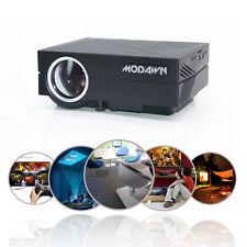 1000 Lumens Full Hd Lcd Vga Hdmi Tv Multimedia Home Theater Projector Cinema Usa