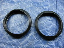YAMAHA CS3 200 ELECTRIC RD GAUGE RUBBER TRIM RINGS Y229-1~