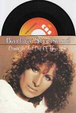BARBARA STREISAND Comin' In And Out Of Your Life 45