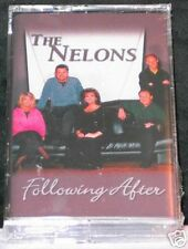 The Nelons Following After 11 track christian CASSETTE TAPE NEW!