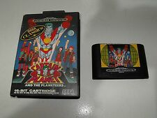 Captain Planet And The Planeteers For Sega Mega Drive