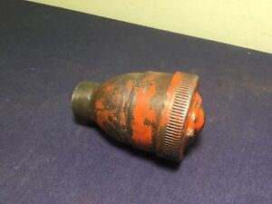 Allis Chalmers G N62 Continental Engine Oil Fill Neck & Cap 800665 & 800287