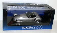 Coches, camiones y furgonetas de automodelismo y aeromodelismo AUTOart Roadster de escala 1:18