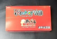 FOW Force of Will: The Twilight Wanderer Booster Box 36 Packs Unsearched