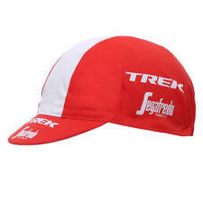 TREK SEGAFREDO PRO CYCLING TEAM BIKE CYCLE CAP - Made in Italy by Santini - RED