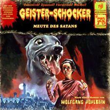 Geister-Schocker 78 Meute des Satans