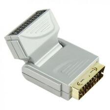HQ 180 Degree Scart Coupler/Adapter
