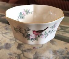 Rare Lenox Snack Bowl Serenade Design