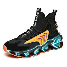 Men's Sports Shoes Breathable Comfortable Tennis Blade Running Athletic Shoes