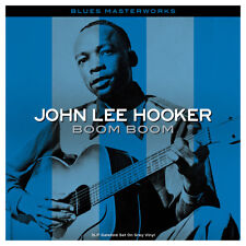 John Lee Hooker - Boom Boom (180g 3LP Grey Vinyl) NEW/SEALED