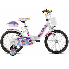 16 Zoll Kinderfahrrad BOTTECCHIA C017 Mädchenrad Kinderrad Stützräder B-Ware