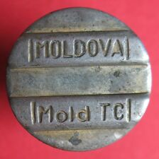 Telephone token - jeton -  Moldova - Mold TC - big letters - Cat: 2-14.1