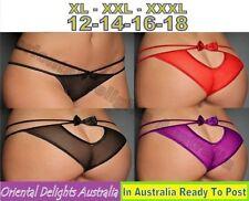 Thongs Nylon Plus Everyday Panties for Women