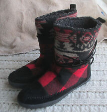 NEW Womens Jackmen Boots Wool Blend Lined Color/Size Choice