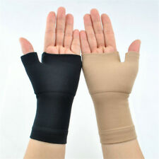 1Pair Carpal Tunnel Thumb Wrist Hand Brace Support Arthritis Compression Bandage