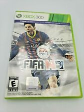 FIFA 14  (Microsoft Xbox 360, 2013) Complete & Tested Free Shipping