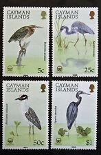 Timbre ILES CAIMANS  Stamp CAYMAN ISLAND Yvert et Tellier n°625 à 628 n**(Cyn18)