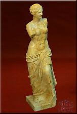 Griechische Antik Skulptur Venus Marmor Optik Büste Gartenfigur Edel Figur Figur