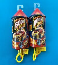 Boom City Racers Single Pack - Rip, Race, Explode Series 1 Vehicles, SET OF 2