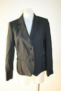 BASLER navy blue wool jacket - size 36, AU 8, $450 NEW !