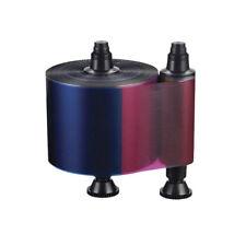 R3511 YMCKO Color Ribbon For Evolis Quantum Card Printer 500 Images Print
