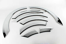 CHROME FENDER GUARD TRIM WHEEL MOLDING SUITS HYUNDAI IX35 2010-2014