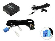 Connects2 CITROEN Wireless A2DP streaming Bluetooth Vivavoce 3,5 mm AUX