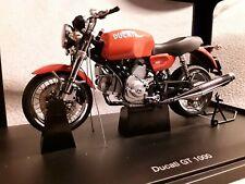 Ducati Gt 1000 Motorcycle Red 1:12 Autoart 12546