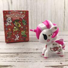 Tokidoki Unicorno Christmas Mini Figure Designer Toy Figurine Peppermint Stix