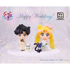 Megahouse Petit Chara! Sailor Moon Happy Wedding