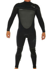 O'NEILL Men's 3/2 PYROTECH FZ Wetsuit - Black - Large Tall - NWT