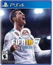 FIFA 18 (Sony PlayStation 4, 2017) NEW SEALED