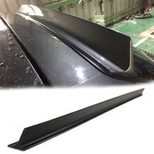 Painted LRS L Type For Honda Accord 4th 5DR Wagon Rear Trunk Lip Spoiler Wing