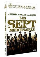 Les Sept mercenaires [Ultimate Edition] // DVD NEUF