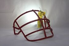 Schutt Football Helmet Facemask PATRIOTS RED new 1996 NJOP-SW Superbowl XXXI