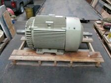 GE 150 HP Dual Shaft Extra Severe Duty AC Electric Motor 445TZ 1790 Rpm. NEW