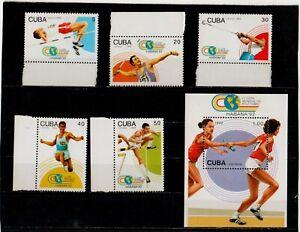 1992 Caribbean, C3238/3242, MNH