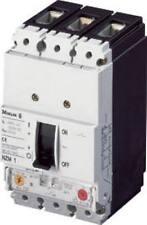 Eaton Moeller 3 Pole 50A Fixed Mount Circuit Breaker Switch Isolator NZMN1-A50