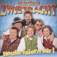 """MÜNCHENER ZWIETRACHT """"HEUTE FEIERN WIR"""" CD NEW"""