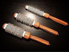 TrendingTools2 Round Ceramic Barrel Brush Hair Brush 1.14 inches