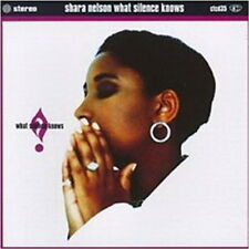 CD Album Shara Nelson What Silence Knows (One Goodbye In Ten, Inside Out)
