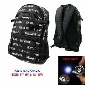 "Travel Sport 9""-18"" Supreme²3M Laptop Backpack Shoulder Gym Duffel School Bag X1"