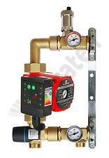 Festwertregelset für Fußbodenheizung mit Pumpe 25/60 Klasse A ATM Mischventil .