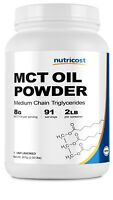 Nutricost MCT Oil Powder (2LBS)
