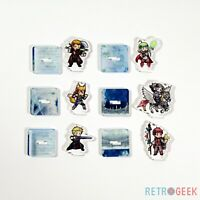 Set x 6 Mini Acrylic Figure Stand Fire Emblem Heroes [JAP] Nintendo GC