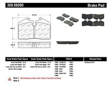 For Porsche 928 944 Pair Set of Front /& Rear Brake Pad Sets OPparts
