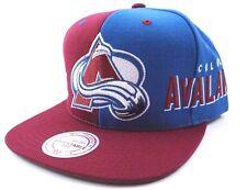 Colorado Avalanche Mitchell & Ness  NK28Z  NHL 2 Tone Snapback Hockey Cap Hat