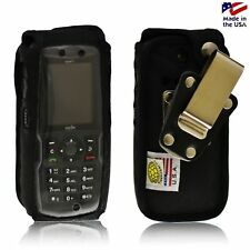 Turtleback Sonim XP5560 BOLT Black Nylon Fitted Phone Case with Belt Clip